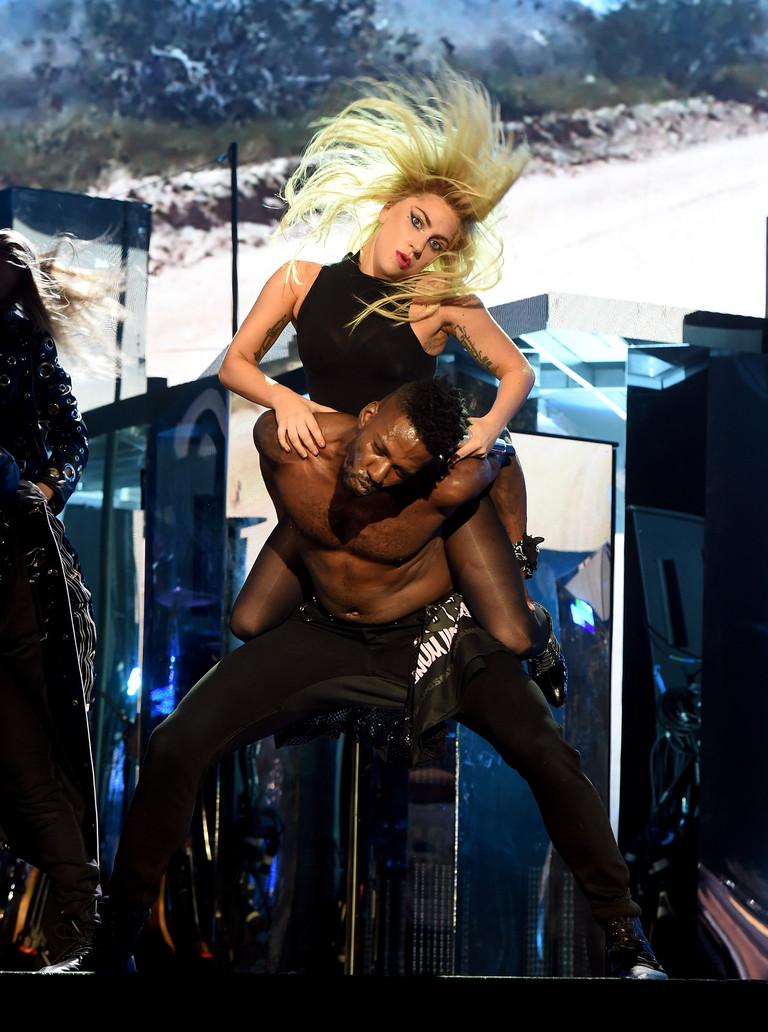 Леди Гага на Coachella 2017