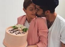 Джиджи Хадид и Зейн Малик