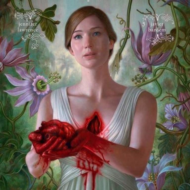 Первый постер фильма «Мама»