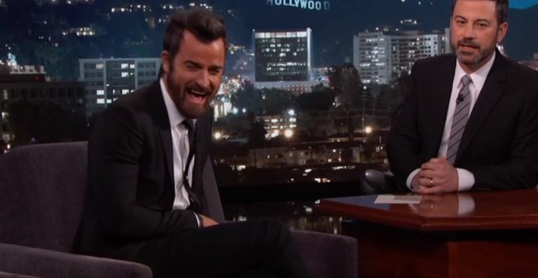 Кадры шоу Jimmy Kimmel Live