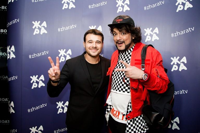 Emin и Филипп Киркоров