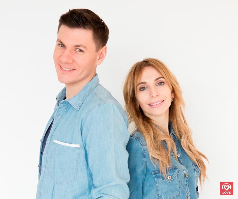 Максим Привалов и Кристина Граник
