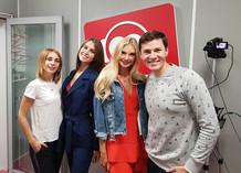 Полина Попова и Ксения Александрова в шоу «Пара Напрокат»