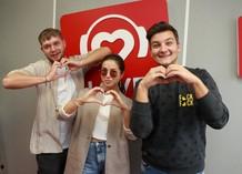 Красавцы Love Radio и Нюша