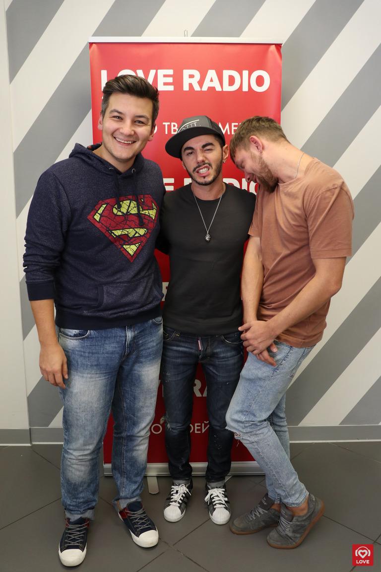 Тимур Родригез и Красавцы Love Radio