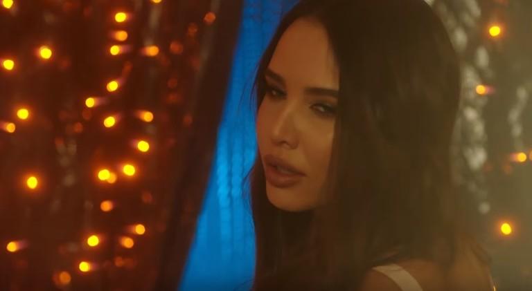 Анастасия Решетова в клипе «Пьяная»