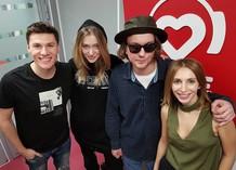 Максим Привалов, Маша Миногарова, Кристина Граник и Павел Алексеев