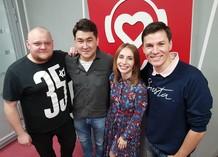 Михаил Стогниенко, Азамат Мусагалиев, Кристина Граник и Максим Привалов