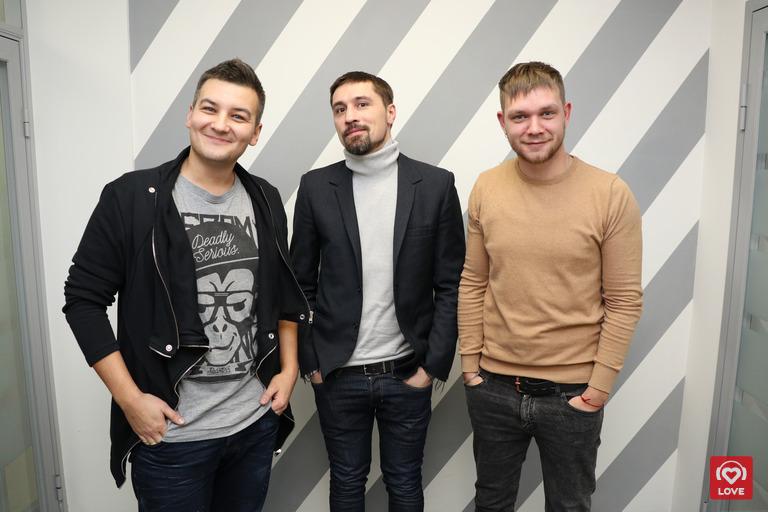 Дима Билан и Красавцы Love Radio