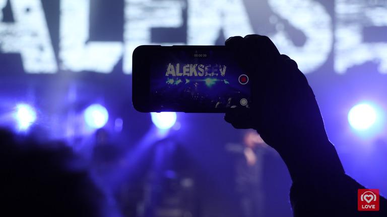 Концерт ALEKSEEV
