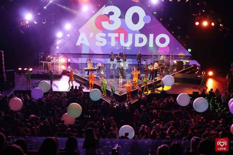 Концерт группы A'Studio