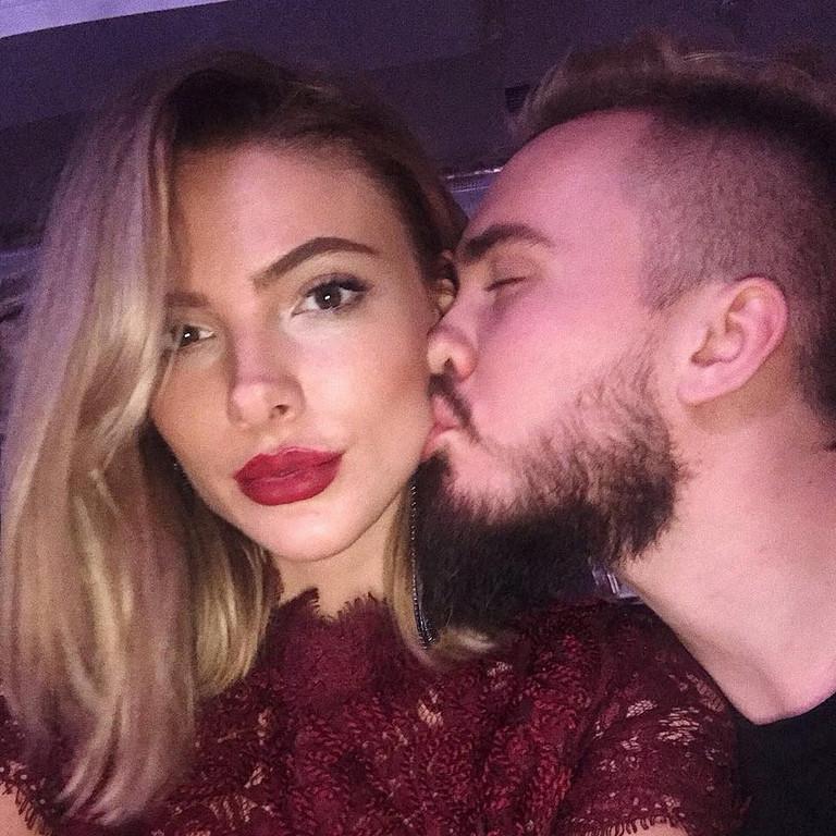 Дмитрий Клейман с новой девушкой