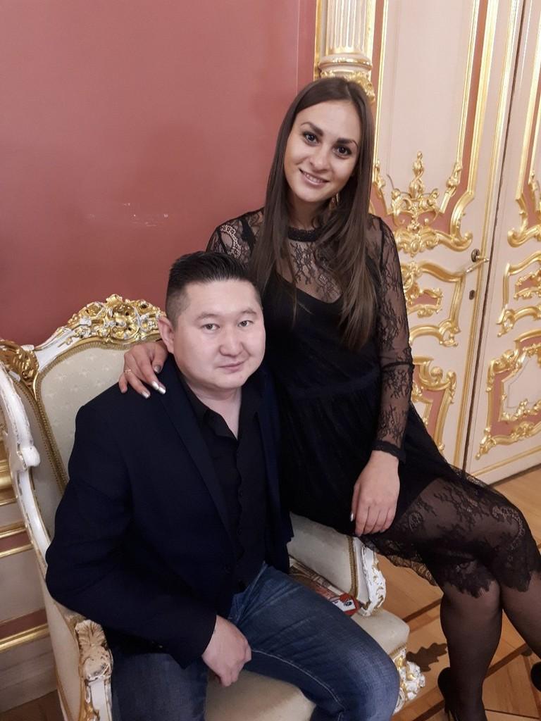 Наталья и Юрий - победители акции «Свадьба мечты»