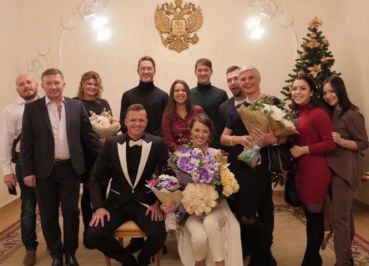 Дмитрий Тарасов, Анастасия Костенко и их близкие