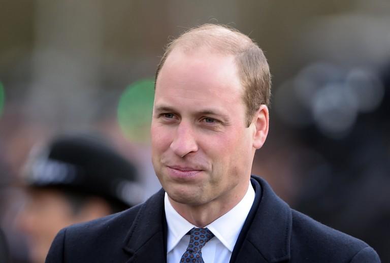 Принц Уильям, 2017 год