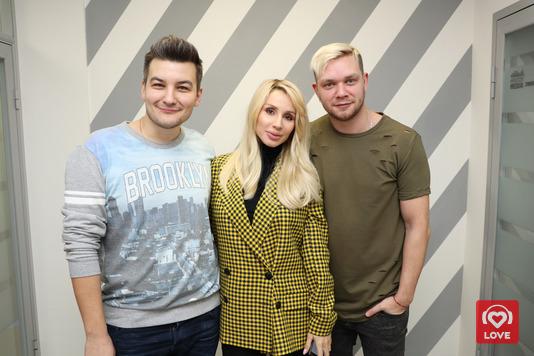 LOBODA и Красавцы Love Radio