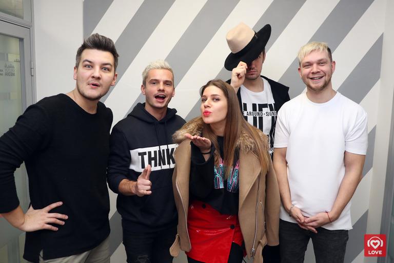 5sta Family и Красавцы Love Radio
