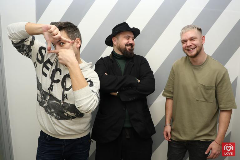 Алексей Голубев и Красавцы Love Radio