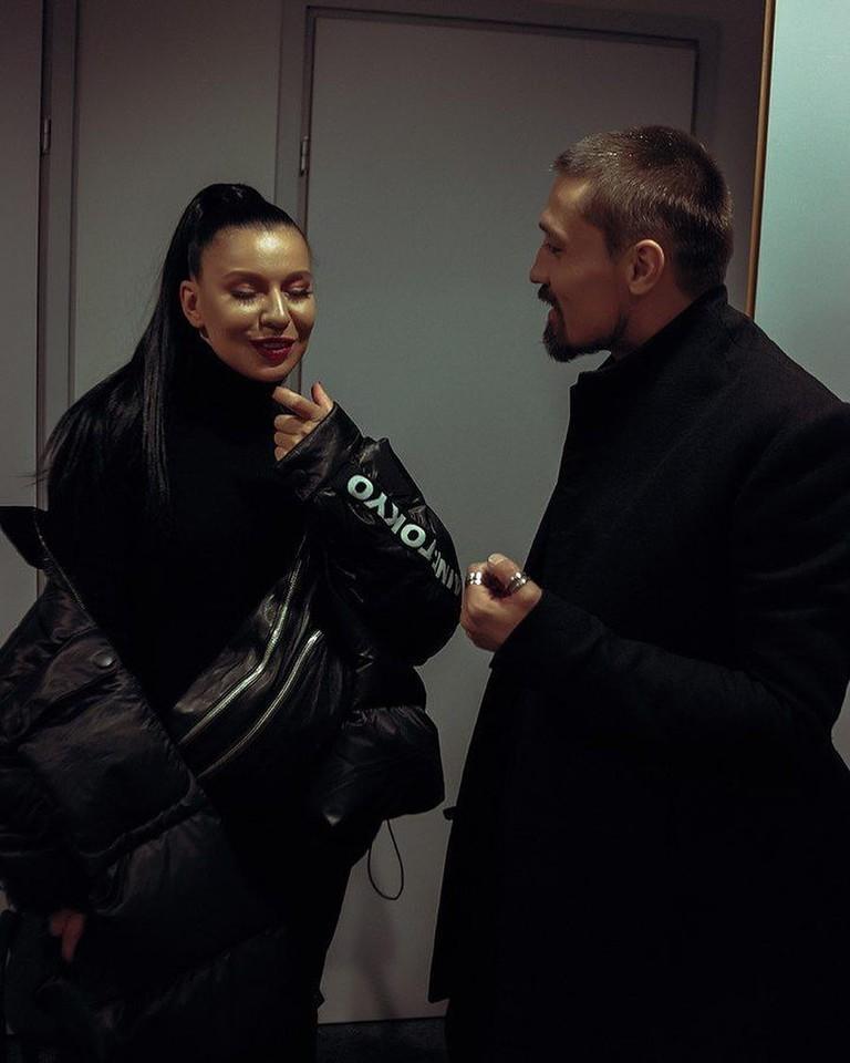 Елка и Дима Билан