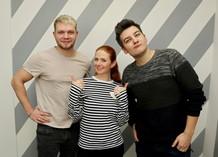 Лена Катина и Красавцы Love Radio