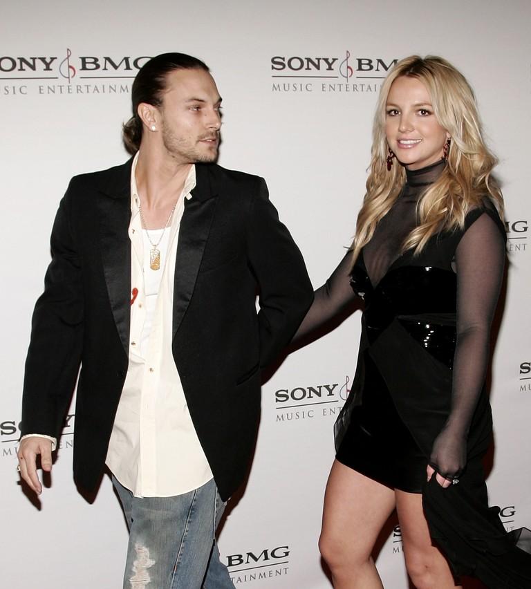Кевин Федерлайн и Бритни Спирс, 2006 год