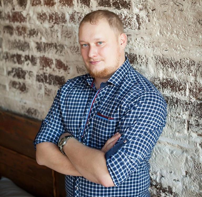 Победитель проекта «Драйвовый блогер» Вячеслав Аникин