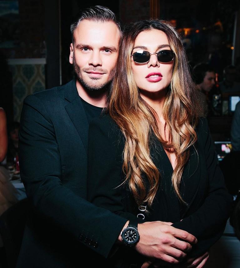 Даниил Величко и Анна Седокова