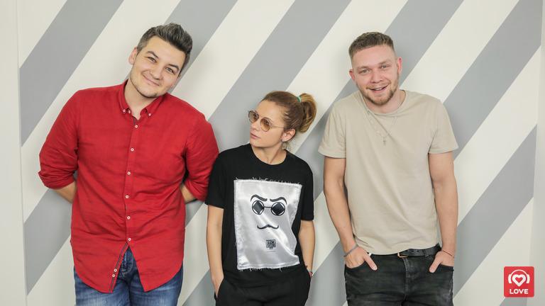 Наталья Андреевна и Красавцы