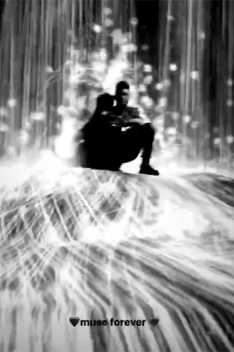 The Weeknd в InstaStories Беллы Хадид