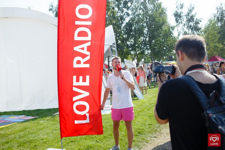 Красавцы Love Radio на VK Fest 2018