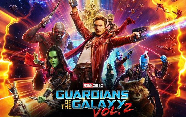 «Стражей Галактики 2»