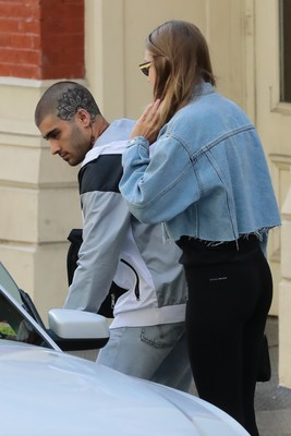 Зейн и Джиджи Хадид