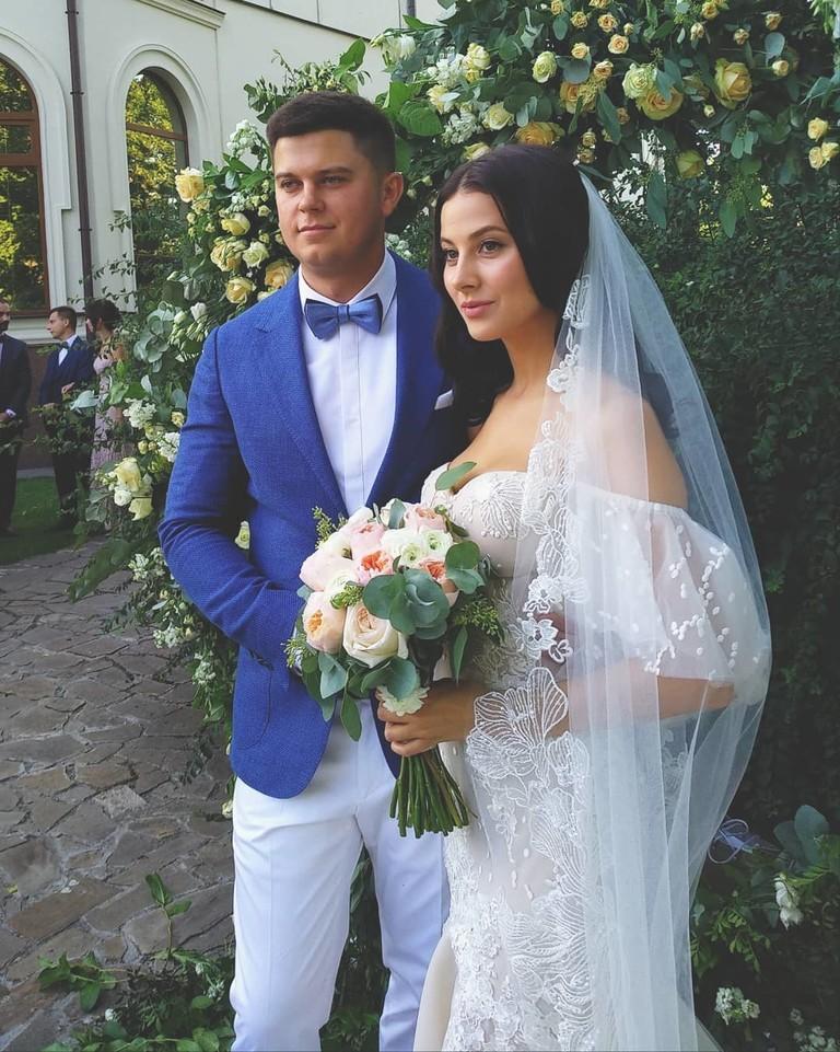Анастасия Кожевникова и Кирилл Снитков