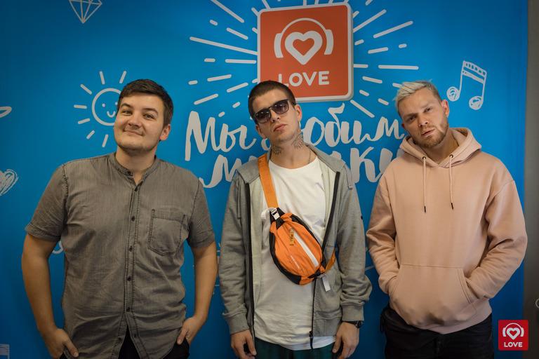 Красавцы Love Radio и Feduk