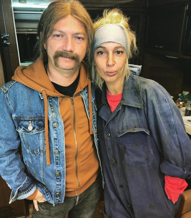 Георгий Черданцев и Лера Кудрявцева