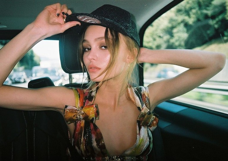 Лили Роуз-Депп