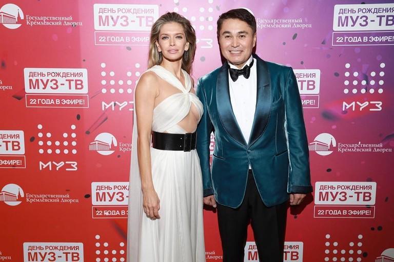 Вера Брежнева и Арман Давлетяров