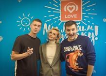 Антон Бурнышев, Полина Гагарина и Александр Соколов