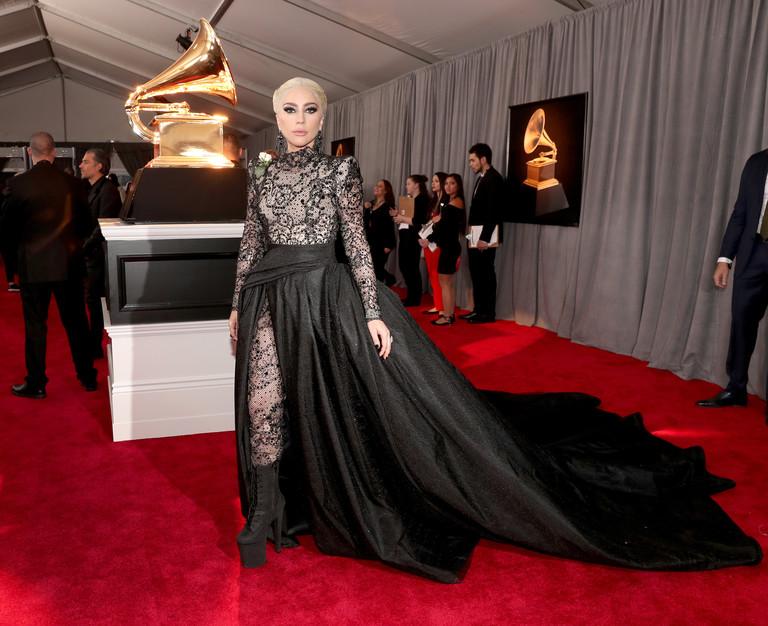 Леди Гага на «Грэмми - 2018»