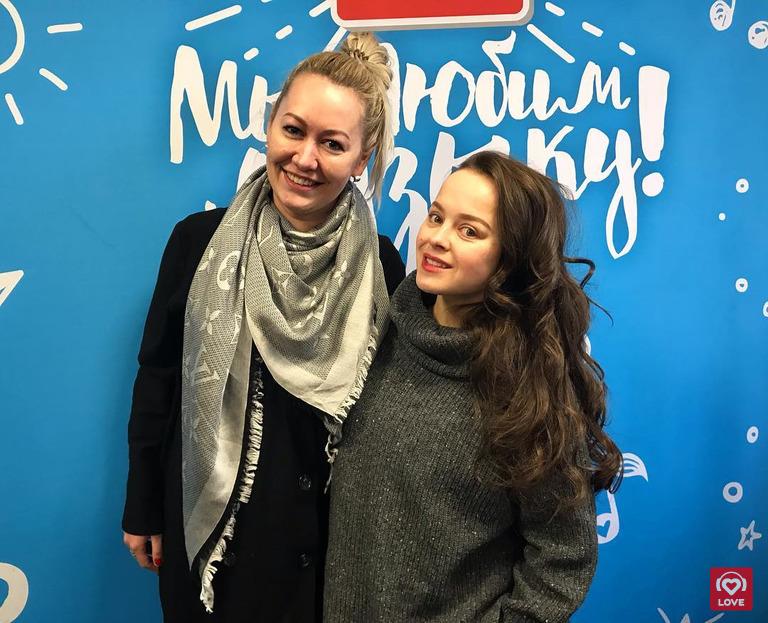 Ирина Троска и Наталия Медведева