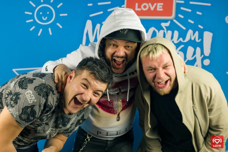 Филипп Киркоров и Красавцы Love Radio