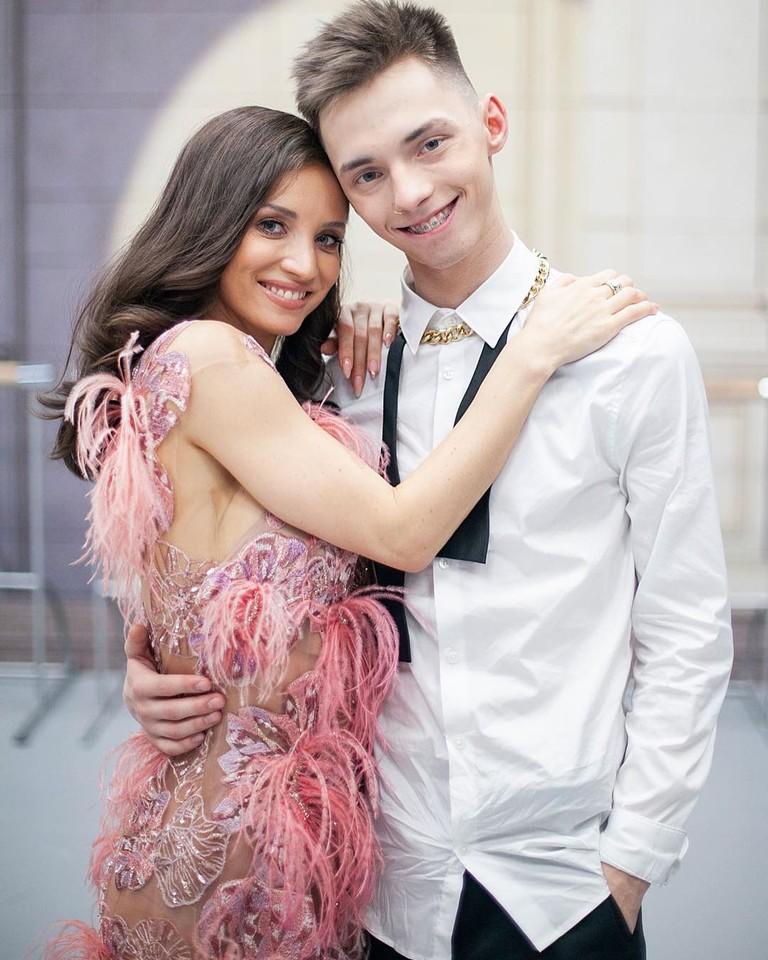 Татьяна Денисова и Алексей Летучий