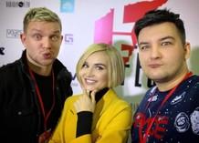Красавцы Love Radio и Полина Гагарина