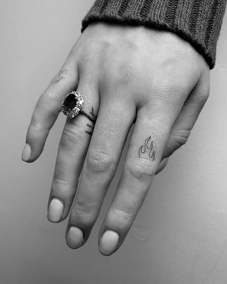 Татуировка Софи