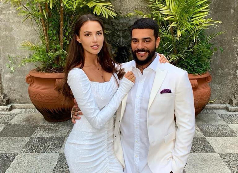Анастасия Решетова и Тимати поженились?