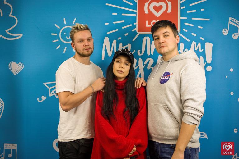 Елка и Красавцы Love Radio