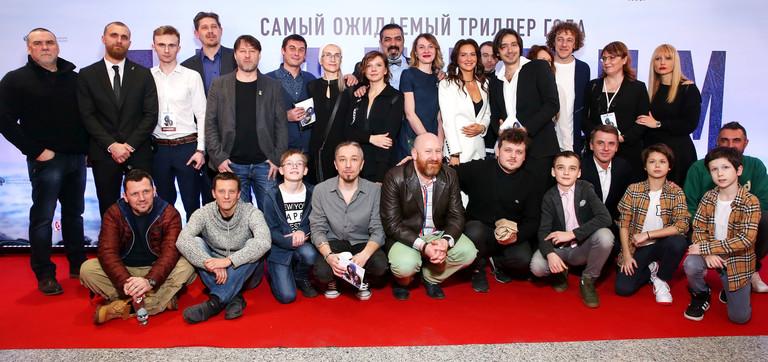 Съемочная группа фильма «Пилигрим»