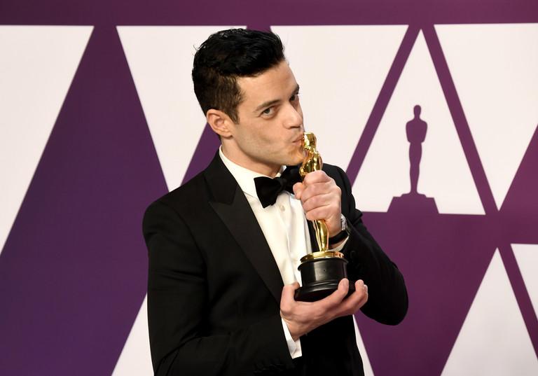 Рами Малек на премии «Оскар»