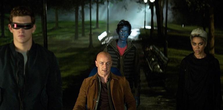Кадр из фильма «Темный Феникс»