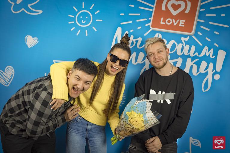 Zivert и Красавцы Love Radio